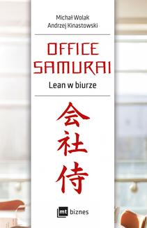 Office Samurai: Lean w biurze - ebook/epub