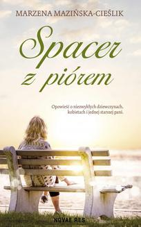 Spacer z piórem - ebook/epub