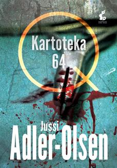 Kartoteka 64 - ebook/epub