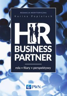 HR Business Partner. Rola. Filary. Perspektywy - ebook/epub