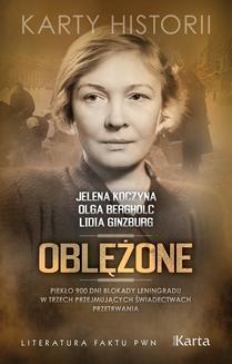 Oblężone - ebook/epub