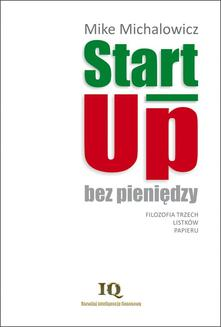 Start-Up bez pieniędzy - ebook/epub