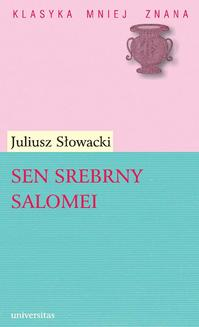 Sen srebrny Salomei - ebook/pdf