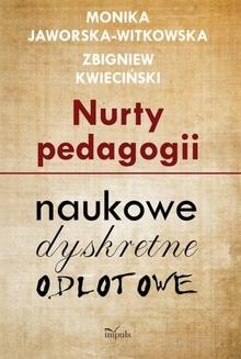 Nurty pedagogii - ebook/pdf