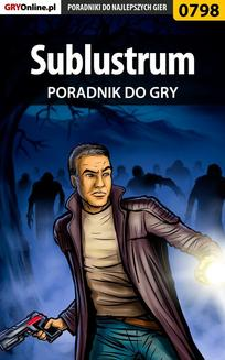 Sublustrum - poradnik do gry - ebook/pdf