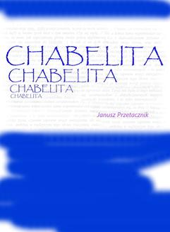 Chabelita - ebook/epub