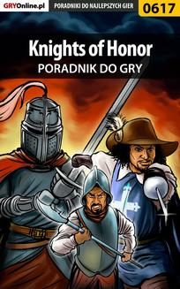 Knights of Honor - poradnik do gry - ebook/pdf