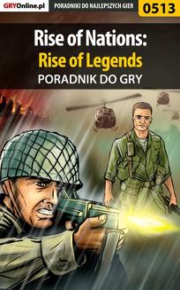Rise of Nations: Rise of Legends - poradnik do gry - ebook/pdf