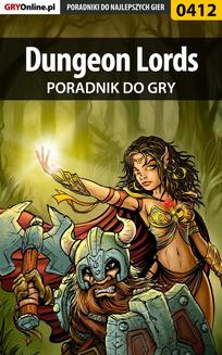 Dungeon Lords - poradnik do gry - ebook/pdf