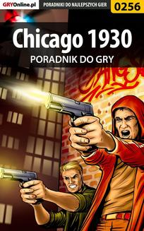 Chicago 1930 - poradnik do gry - ebook/pdf