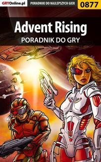 Advent Rising - poradnik do gry - ebook/pdf