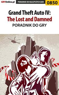 Grand Theft Auto IV: The Lost and Damned - poradnik do gry - ebook/pdf