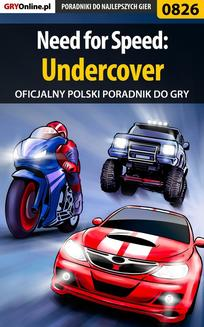 Need for Speed: Undercover -  poradnik do gry - ebook/pdf