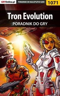 Tron Evolution - poradnik do gry - ebook/pdf