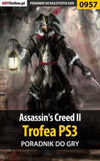 Assassin s Creed II - Trofea - poradnik do gry - ebook/pdf