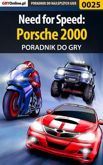 Need for Speed: Porsche 2000 - poradnik do gry - ebook/pdf