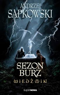 Wiedźmin: Sezon burz - ebook/epub