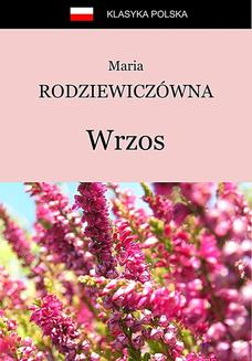 Wrzos - ebook/epub