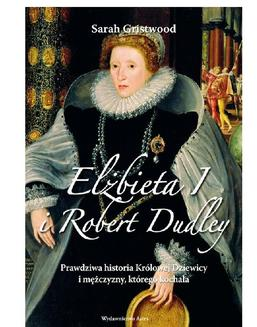 Elżbieta I i Robert Dudley - ebook/epub