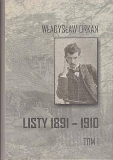 Listy 1891-1910. Tom 1 - ebook/pdf