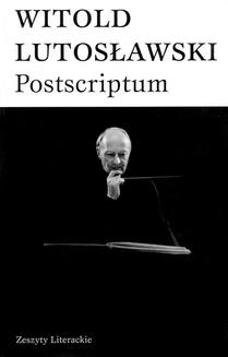 Postscriptum - ebook/epub