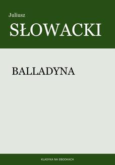 Balladyna - ebook/epub