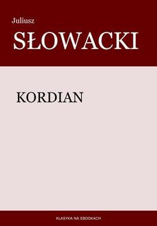 Kordian - ebook/epub
