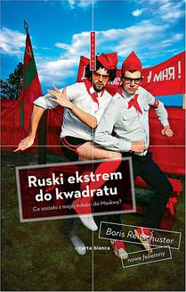 Ruski ekstrem do kwadratu - ebook/epub