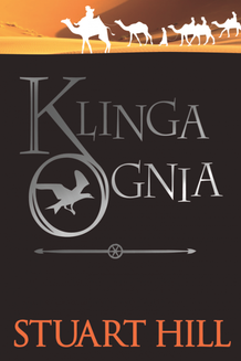 Klinga ognia - ebook/epub