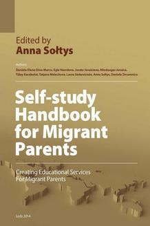 Self-study Handbook for Migrant Parents - ebook/pdf