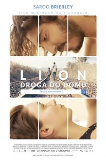 Lion. Droga do domu - ebook/epub