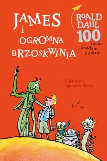 James i ogromna brzoskwinia - ebook/epub