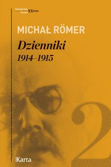 Dzienniki. 1914–1915. Tom 2 - ebook/epub