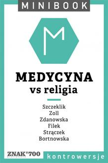 Medycyna [vs religia]. Minibook - ebook/epub