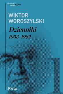 Dzienniki. 1953–1982. Tom 1 - ebook/epub