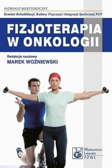 Fizjoterapia w onkologii - ebook/epub