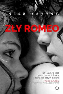 Zły Romeo - ebook/epub