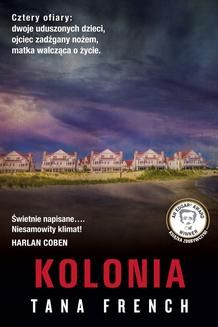 Kolonia - ebook/epub