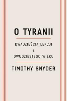 O tyranii - ebook/epub