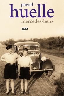 Mercedes-Benz. Z listów do Hrabala - ebook/epub