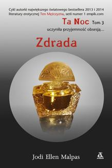 Ta Noc. Tom 3 Zdrada - ebook/epub
