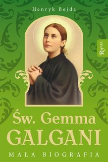 Św. Gemma Galgani - ebook/epub