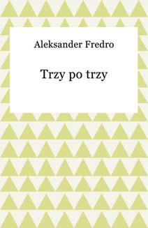 Trzy po trzy - ebook/epub