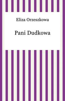 Pani Dudkowa - ebook/epub