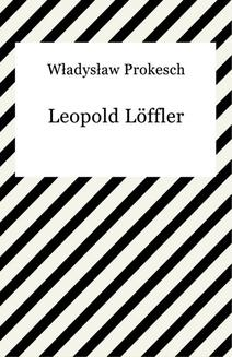 Leopold Löffler - ebook/epub