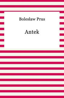 Antek - ebook/epub