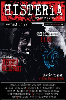 Magazyn Histeria 2016/1 - ebook/epub