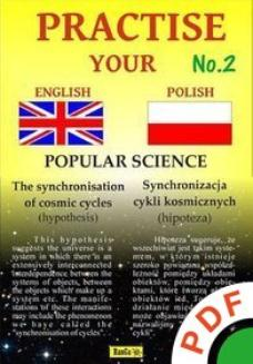 Practise Your English - Polish - Popular Science - Zeszyt No.2  - ebook/pdf