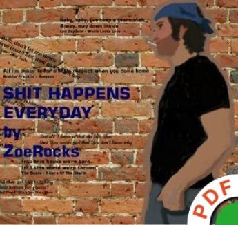 Shit Happens Everyday  - ebook/pdf