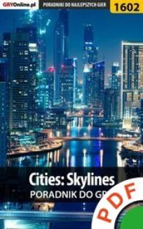 Cities: Skylines. Poradnik do gry  - ebook/pdf